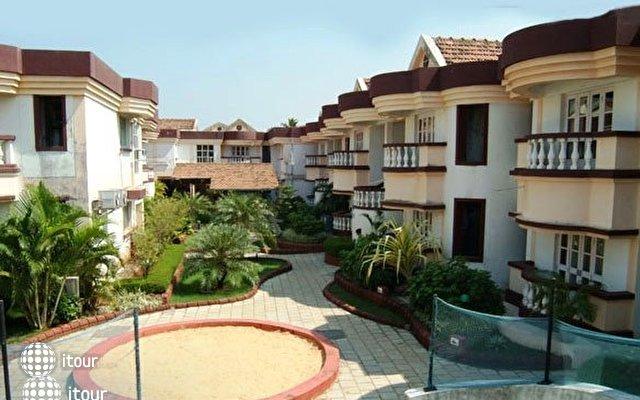 Lotus Suites Beach Goa 1