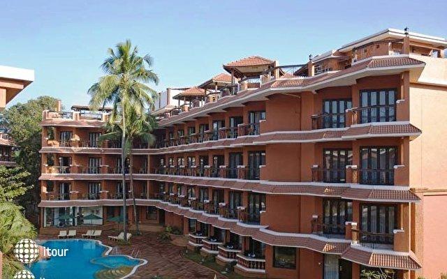 The Baga Marina Beach Resort & Hotel (ex. Beacon Court),  1