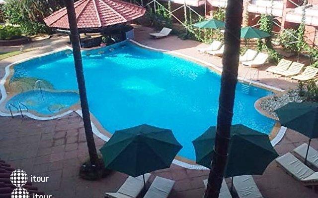 The Baga Marina Beach Resort & Hotel (ex. Beacon Court),  2