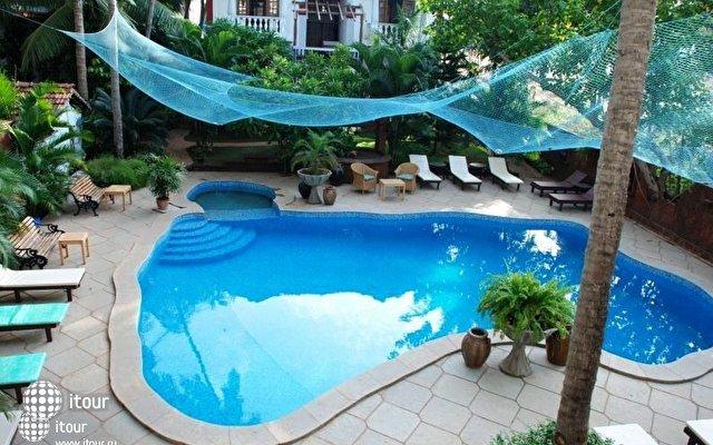 Alidia Beach Resort 9