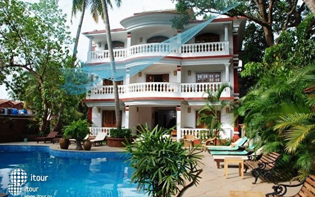 Alidia Beach Resort 10