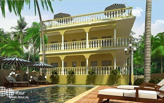 Morjim Club Beach Resort 4