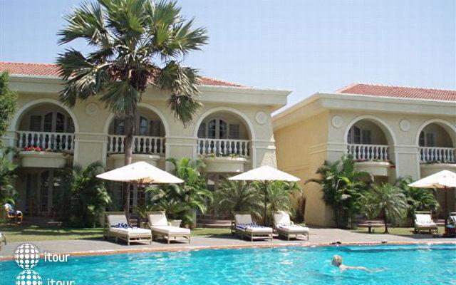 The Zuri Varca Goa White Sands Resort (ex Radisson) 2