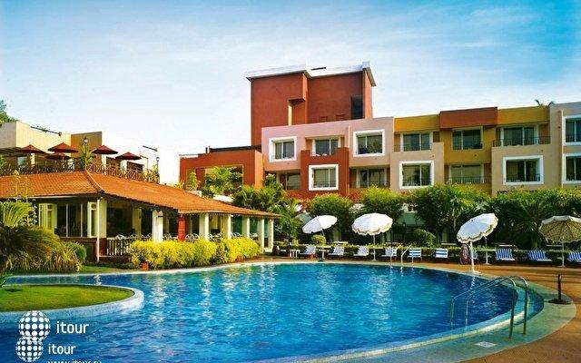 Cidade De Goa Beach Resort  6