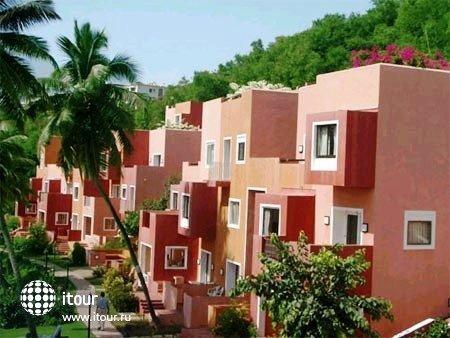 Cidade De Goa Beach Resort  2