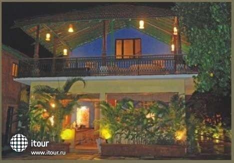 Tangerine Boutique Resort 7