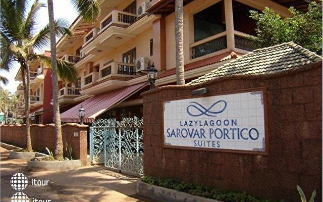 Lazylagoon Sarovar Portico Suites 2