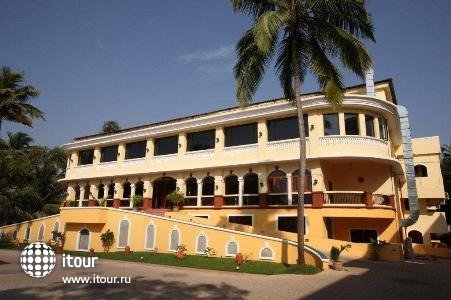 Girasol Resort De Candolim 2