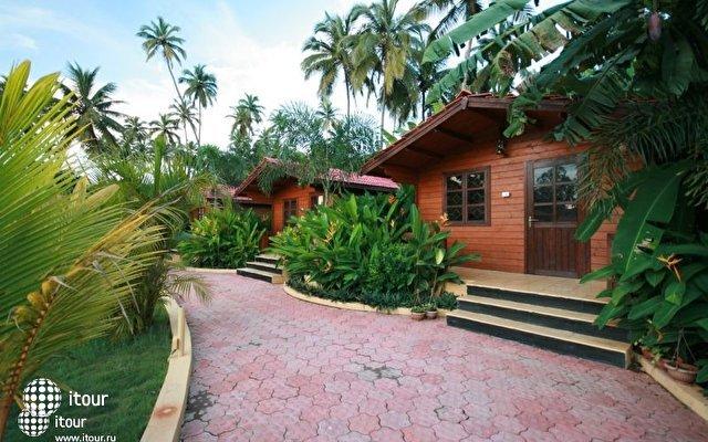 The Fern Gardenia Resort 5