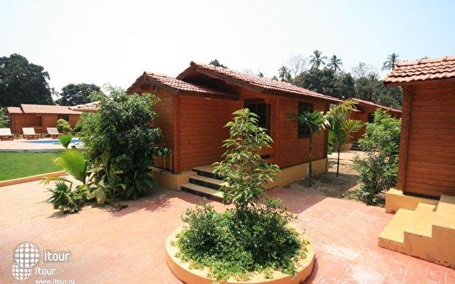 The Fern Gardenia Resort 6