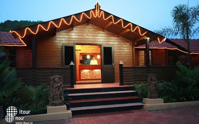 The Fern Gardenia Resort 1