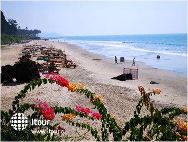 Morjim Beach Resort 7