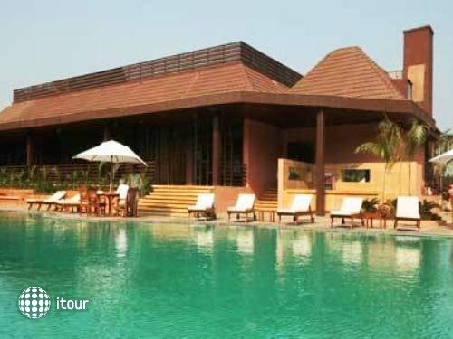 The Golden Palms Hotels & Spa Colva 4