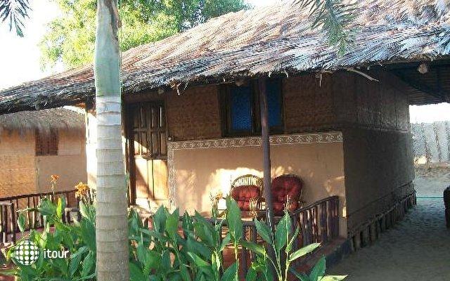 Pirache Village Eco Resorts Campground 1