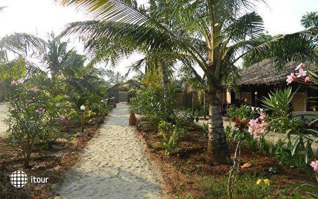 Pirache Village Eco Resorts Campground 6