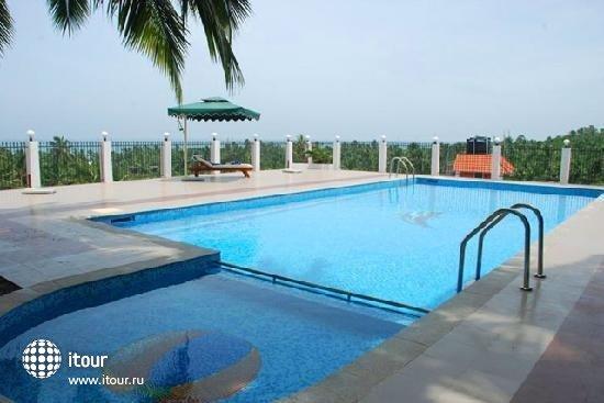 Haathi Mahal (royal Goan Beach Club Haathi Mahal ) 3