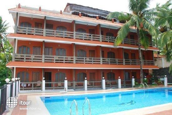 Haathi Mahal (royal Goan Beach Club Haathi Mahal ) 1