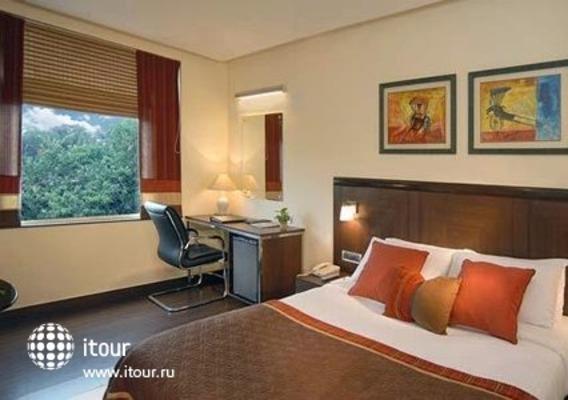 Comfort Inn The President, Delhi 4