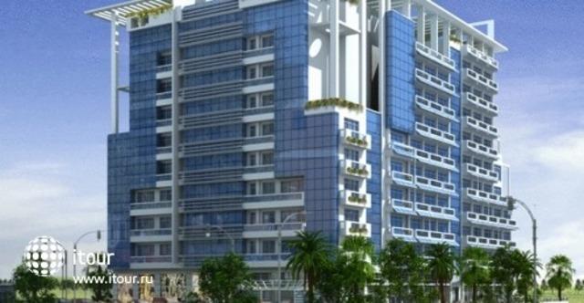 Fraser Suites New Delhi 1