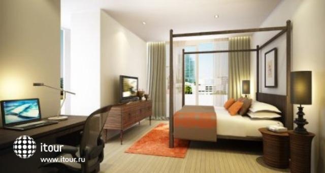 Fraser Suites New Delhi 4