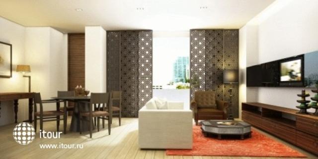 Fraser Suites New Delhi 5