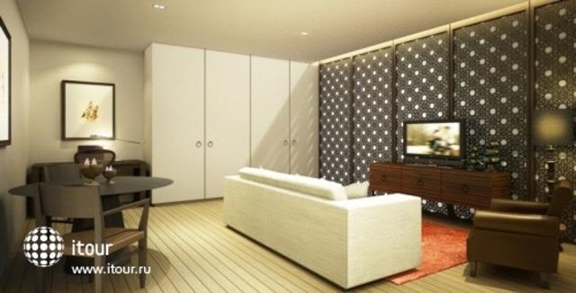 Fraser Suites New Delhi 6