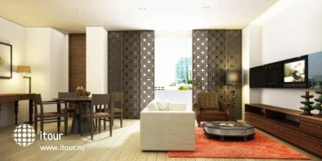 Fraser Suites New Delhi 7