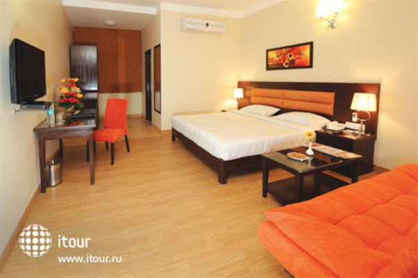 Clarks Inn Kailash Colony - New Delhi 6