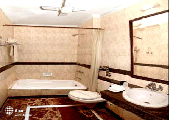 Hotel Sunstar Residency 6