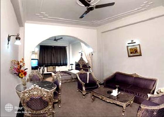 Hotel Sunstar Residency 7