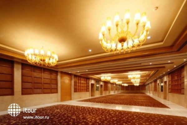 Radisson Blu Hotel New Delhi Dwarka 8