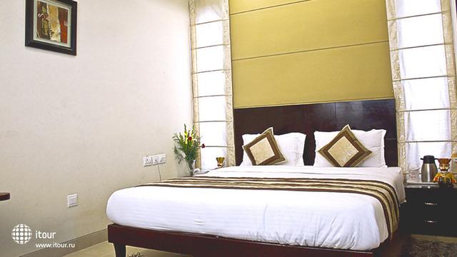 Cosy Grand Hotel 9