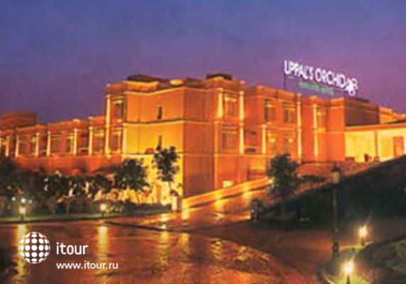 The Uppal's Orchid - An Ecotel Hotel 1