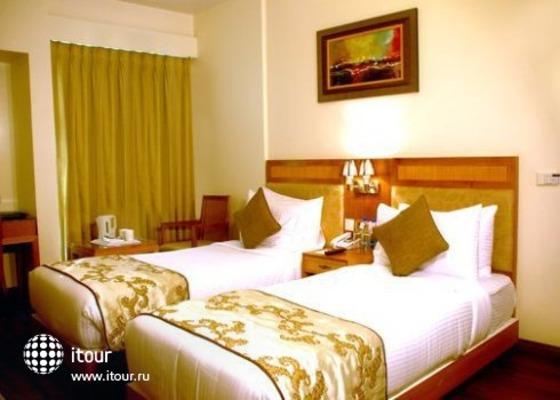 Comfort Inn Anneha 1