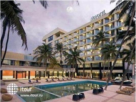 Novotel Mumbai Juhu Beach 1