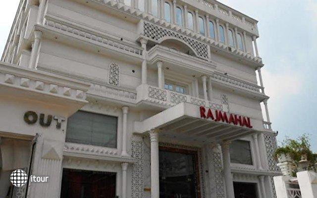 Rajmahal Hotel Agra 4