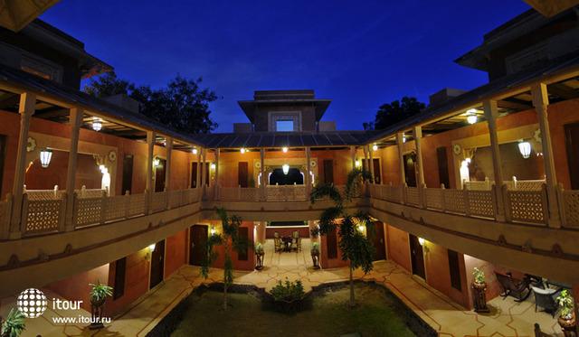 Wyndham Grand Agra 6