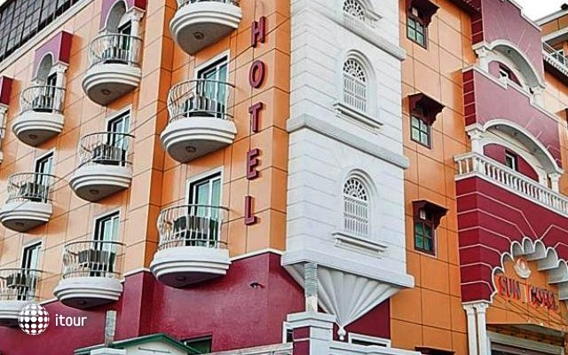 Sun Hotel Agra 1