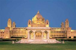Umaid Bhawan Palace 1