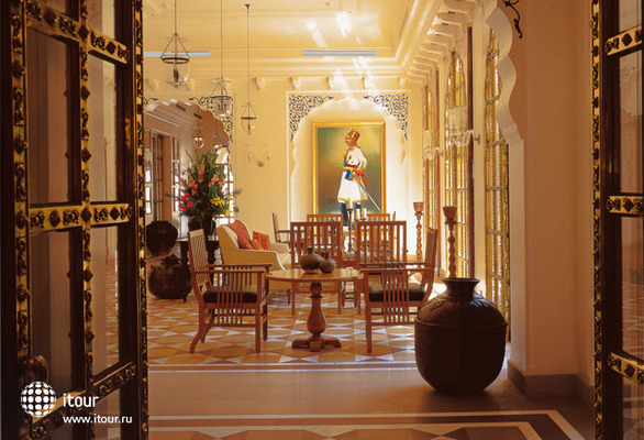 The Oberoi Rajvilas 5