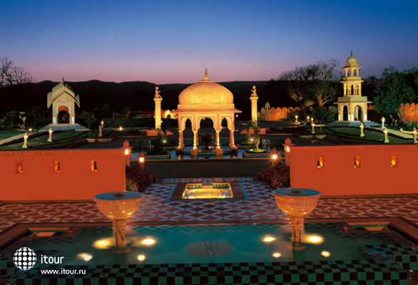 The Oberoi Rajvilas 7