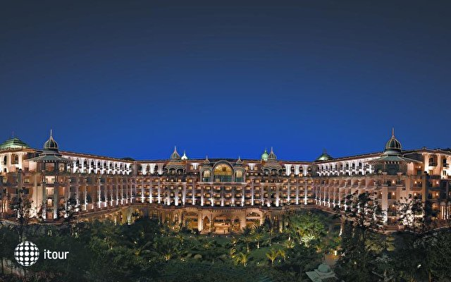 The Leela Palace Kempinski 1