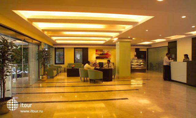 Ashraya International Hotel 1
