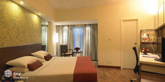 Ramada Hotel Bangalore 9