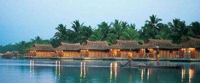 Poovar Island Resort  1