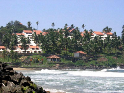 The Leela Kempinski Kovalam Beach 1