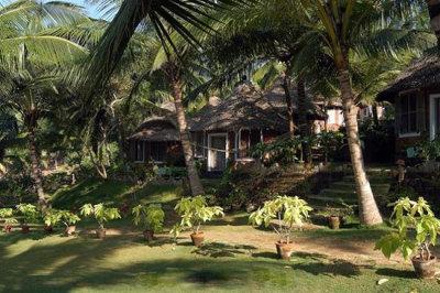 Manaltheeram Village Ayurvedic  7