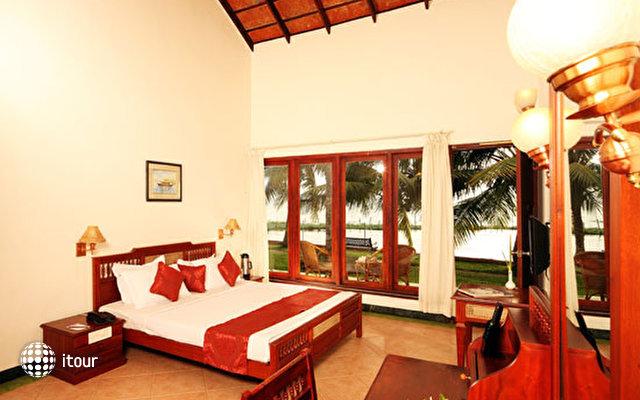 Abad Whispering Palm Lake Resort 8