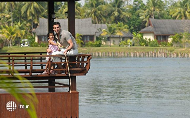 The Zuri Kumarakom (ex.radisson Plaza Resort & Spa) 5