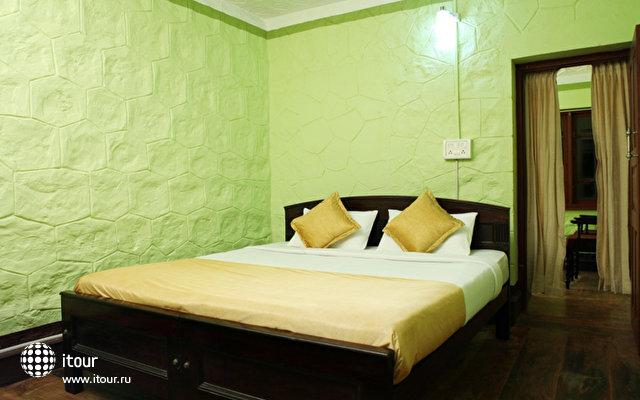 Green Magic Resort 1